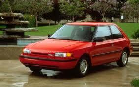 Mazda 323 1981-1982-1985-1989 Service Repair Manual - Car Service
