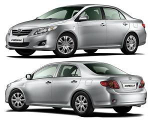 Toyota Corolla 2009 2010 Body Repair Manual - Carservice