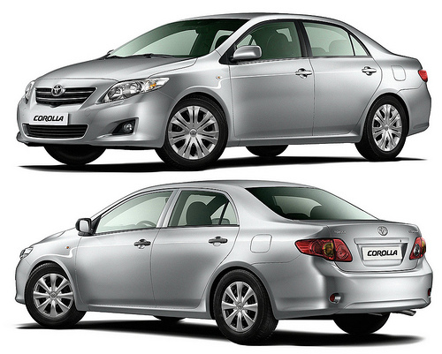 Toyota Corolla 2009-2010 Service Manual