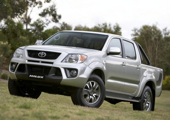 Toyota Hilux 2005-2011 Service Manual