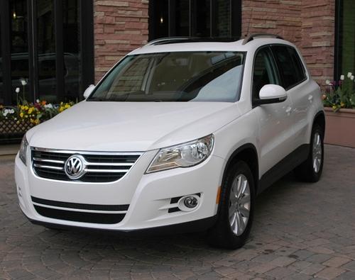 Volkswagen Tiguan 2009-2010 Service Manual