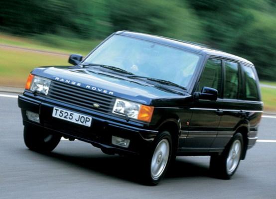 Land Rover Range Rover 1999 2000 2001 2002 Factory Repair Manual