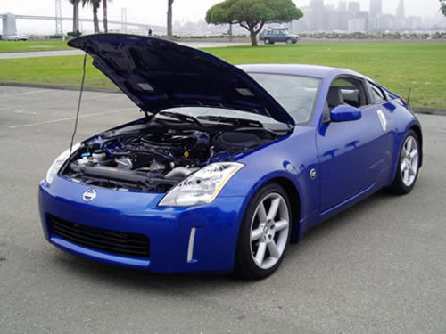 Factory-Service-Manual Nissan 350z 2003-2007