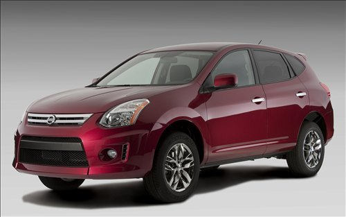 Nissan Rogue 2010 Service Manual