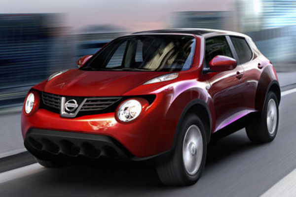 Nissan Juke 2011-2012 Service Manual