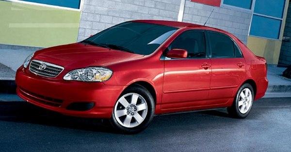 Toyota Corolla 2001-2006 Service Manual