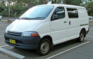 Toyota Hiace 1995 96 97 98 1999 2000 - Repair Factory Manual