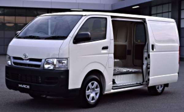 Toyota Hiace 2006-2009 Service Manual