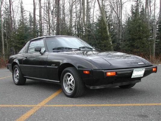1980 1984 Mazda RX7 RX-7 Car Workshop Manual