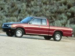 1987-1993 Mazda B2200 Pickup Truck Service Repair Manual 93