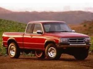 1994 Mazda B2300 Workshop Service Repair Manual | Specifications