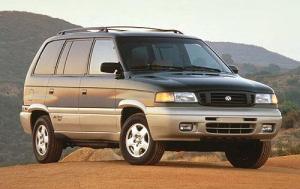 1996 Mazda MPV Service Repair Manual and Maintenance Reviews - Car Service