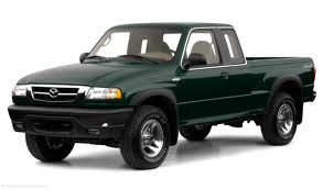 1998 1999 2001 Mazda B2500 Pickup Truck Technical Service Repair Manual - Car Service