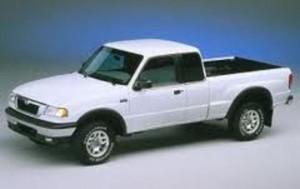 1998 Mazda B3000 Pickup Truck Technical Service Repair Manual - CarService