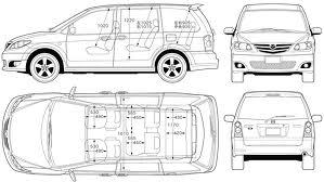 2003 2004 2005 2006 Mazda Mpv Factory Service Manual Pdf Dwonload