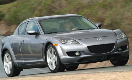 2007 Mazda Rx8 User Owner Manual - Reviews Service