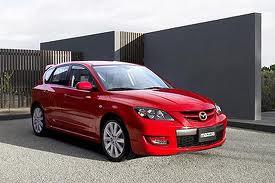 2007 Mazdaspeed 3 Mechanical Service Repair Manual - Car Service