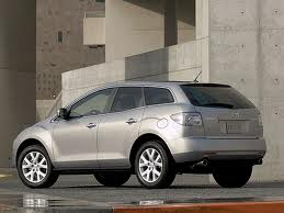 2008 Mazda CX7 Maintenance and Owner Manual - Car Service