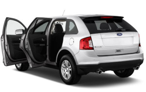 2012 Ford Edge User Owner Manual - Reviews Service