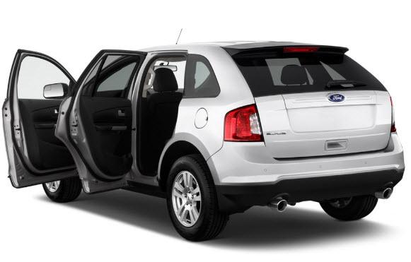 Ford Edge 2012 User Manual