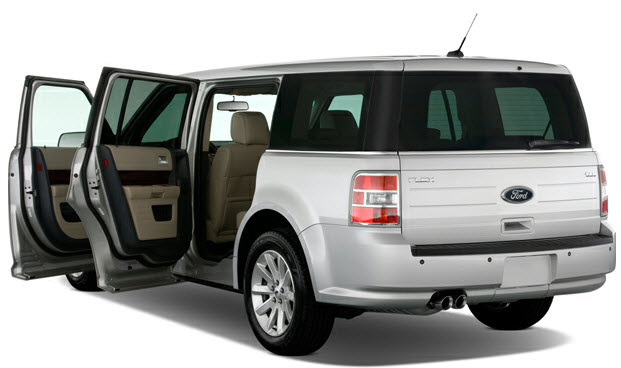 Ford Flex 2012 Owner Manual