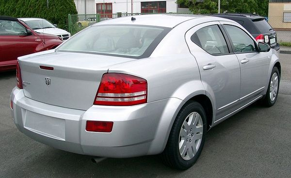 Dodge Avenger 2008 Service Repair Manual