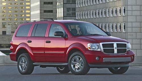 Dodge Durango 2006 Workshop Repair Manual - Car Service