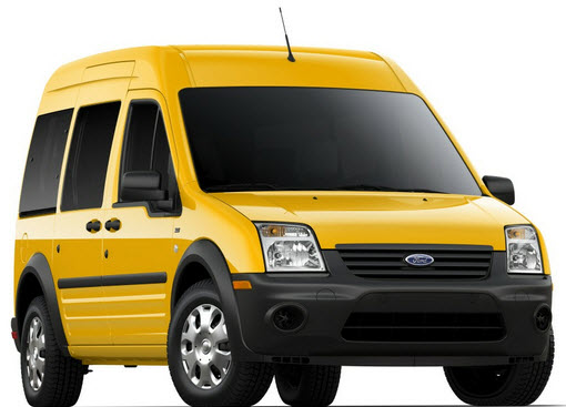 Ford Transit 2012 User Manual