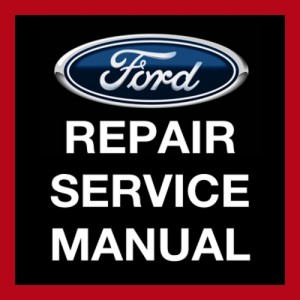 ford escape      workshop service
