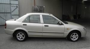 Mazda 323 Protege Bg Factory Service Manual 1989 1990 1991 1992 1993 1994