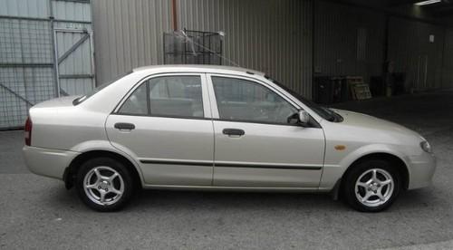 Mazda 323 Protege Bg 1989 1990 1991 1992 1993 1994