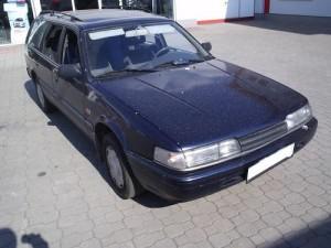 Mazda 626 1988 89 90 91 1992 F2 2.2i Mechanical Workshop Repair Manual