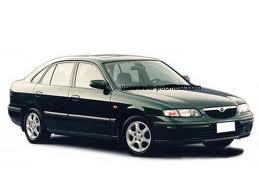Mazda 626 1993 1994 1995 1996 1997 Service Repair Manual