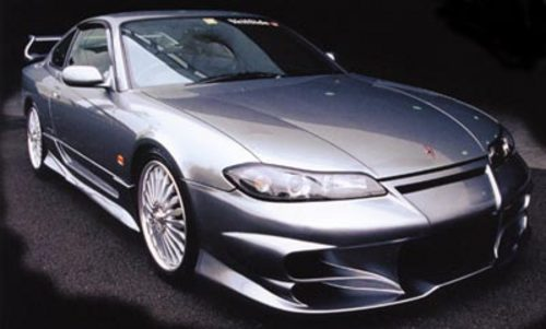 2000 Nissan S15 Series Workshop Repair manual