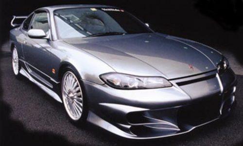 2000 Nissan S15 Series Workshop Repair manual