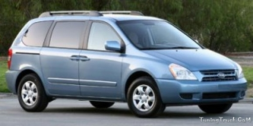 KIA Carnival Sedona 2006-2007-2008-2009 Workshop Service Repair Manual