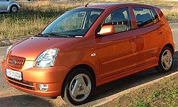 Kia Picanto Morning 2004 Service Repair Manual - CarService