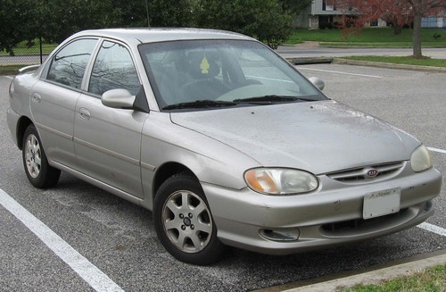 Kia Sephia 1998 1999 2000 2001 Workshop Service Repair Manual - Reviews specs