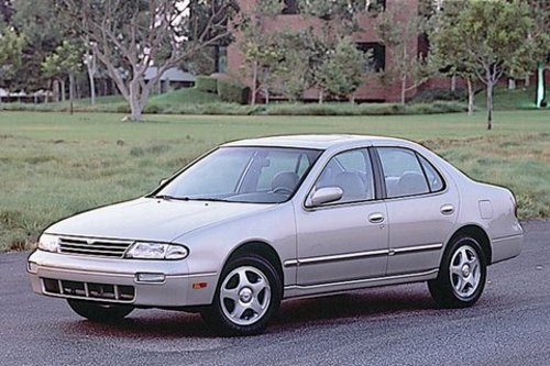 Nissan Altima 1994 1995 1996 1997 Workshop Service Repair Manual