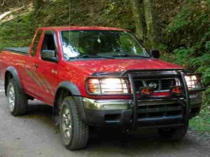 Nissan Frontier 1998-1999-2000-2001 Model D22 Workshop Service Repair Manual