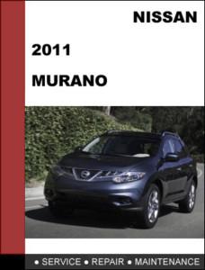 Nissan Murano 2011 Workshop Service Repair Manual - Car Service
