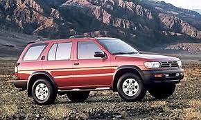 Nissan Pathfinder Suv 1998 Service Repair Manual