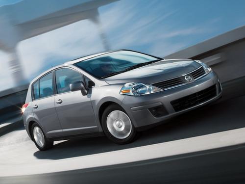 Nissan versa hatchback 2007 manual