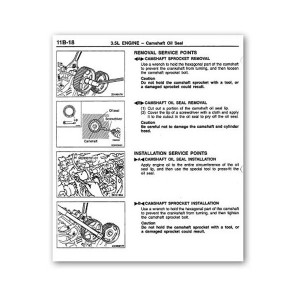 Mitsubishi Pajero Montero 1991 1992 Workshop Service Repair Manual Info Download