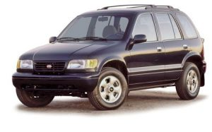 Kia Sportage 1995-2004 Petrol Diesel Workshop Service Repair Manual